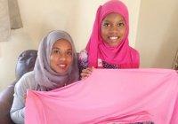 10-летняя мусульманка презентовала коллекцию детских хиджабов