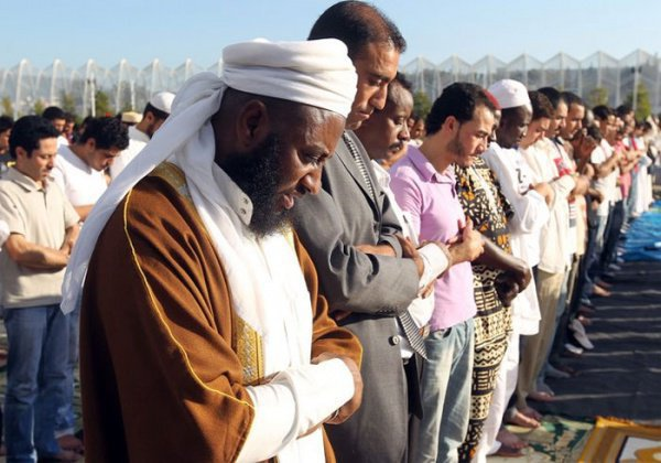 Ислам на землях Эллады