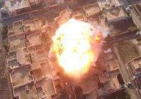 Видео атаки смертника на иракские войска опубликовано в сети (Видео)