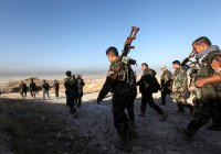 Иракская армия приостановила штурм Мосула