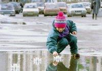 На территорию Поволжья придет долгожданное тепло