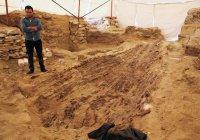 В Египте нашли неизвестную ранее древнюю пирамиду