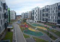 В Иннополисе завершили строительство первой очереди арендного жилья