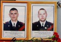 Губернатор: убийство полицейских в Астрахани – дело рук ваххабитов