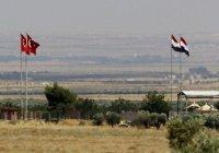 Сирия обвинила Турцию в захвате своих территорий