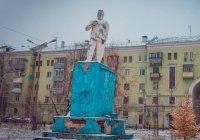 Памятник Григорию Орджоникидзе отольют в бронзе