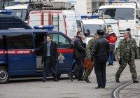 В Петербурге задержали шестерых подозреваемых в терроризме