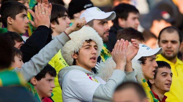 Махачкалинский «Анжи» отказывается играть попятницам— Футбол иКоран