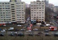 В Санкт-Петербурге обезвредили взрывное устройство