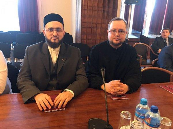 Муфтий РТ Камиль хазрат Самигуллин – в МИД России