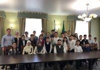 Муфтий РТ дал интерактивный «открытый урок» московским школьникам