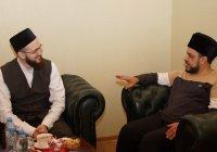 ДУМ РТ с дружеским визитом посетил потомок Пророка Мухаммада (мир ему)