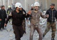 Спасателей из «Белых касок» уличили в создании фейков о работе в Сирии