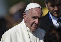 Папа Римский отказался отменять визит в Египет после терактов