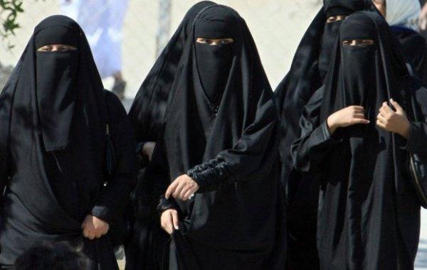 Запрет паранджи в Египте.
