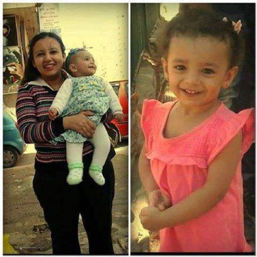 Люсинда и ее мама погибли в результате теракта.