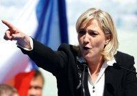 Ле Пен пообещала выслать из Франции всех исламистов