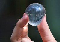 Ноу-хау 2017 года: Изобретены съедобные бутылки для воды