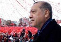 Эрдоган пообещал Турции Олимпиаду-2026
