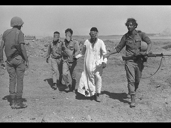 Эпизод арабо-израильской войны 1973 года