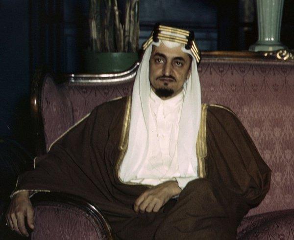 Король Фейсал ибн Абдул Азиз Ал Сауд
