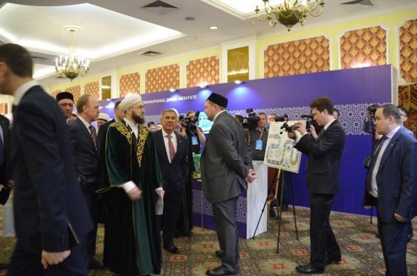 В Казани прошел VII Съезд мусульман Татарстана (ФОТОРЕПОРТАЖ)