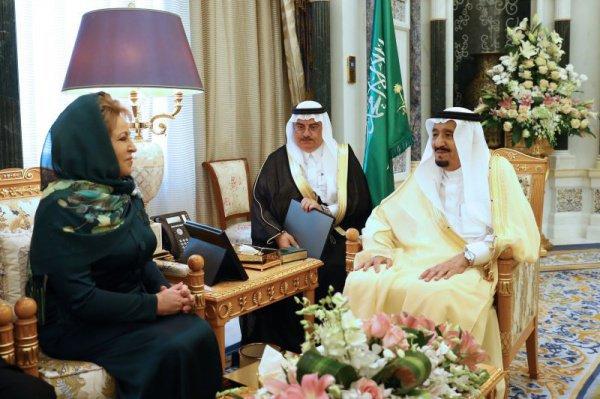 Несколько российско-саудовских проектов на $3 млрд запустят доконца года