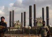 В Секторе Газа прекратила работу единственная электростанция