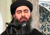 МВД Ирака: главарь ИГИЛ аль-Багдади скрывается в Сирии