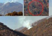 Стали известны подробности крушения вертолета в Турции