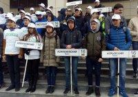 В Казани проходит автомногоборье среди школьников