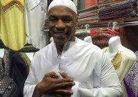 Майк Тайсон открывает академию бокса в Дубае