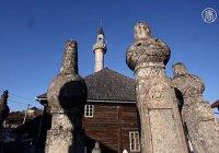 В Боснии действует мечеть, построенная без единого гвоздя