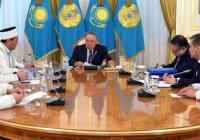 В Казахстане законодательно запретят «покрывать себя черными одеяниями»