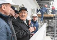 Строительство Болгарской исламской академии близится к завершению