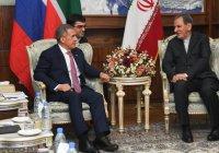 Сотрудничество Ирана и Татарстана Минниханов обсудил с вице-президентом ИРИ