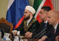 Муфтий РТ в составе татарстанской делегации в Иране посетил Мешхедский университет