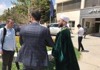 Татарстанцы в Иране: самые актуальные фото из объектива муфтия РТ