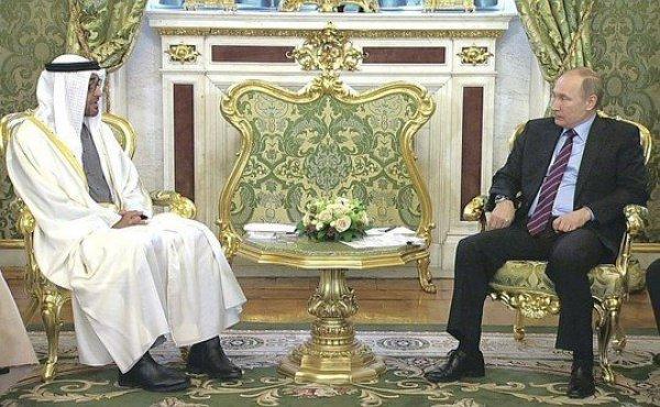 Встреча в Кремле.