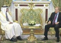 Путин и наследный принц Абу-Даби обсудили сотрудничество России и ОАЭ