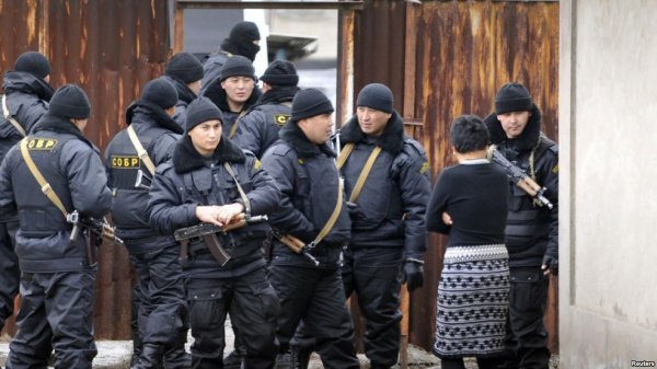 Масштабная спецоперация в Казахстане.