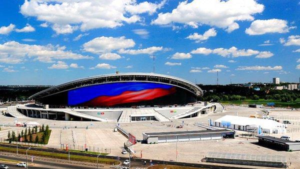 Парк Кубка конфедераций откроется в столице России  надва дня вконце апреля