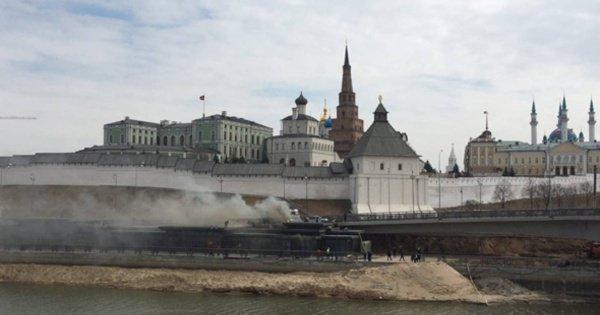 Центр в Казани начнет свою работу 26−27 апреля, поскольку не полностью устранены последствия пожара