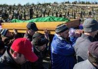 Почему у мусульман принято нести тело покойного на руках?