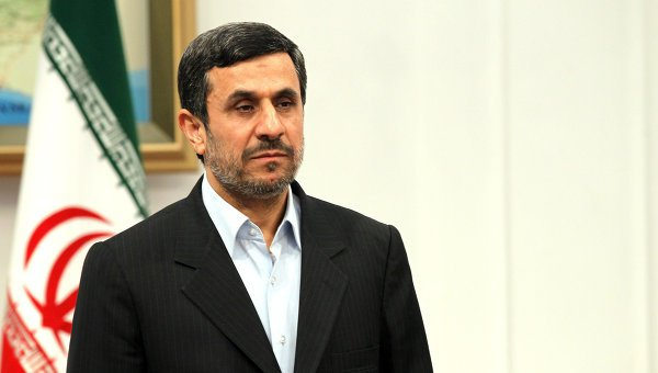 Махмуд Ахмадинежад.