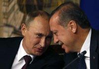 Стали известны темы переговоров Путина и Эрдогана 3 мая