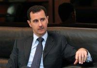 Башар Асад назвал страны, поддерживающие террористов