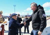 Казань с рабочим визитом посетил Дмитрий Рогозин