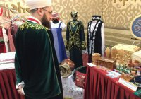 Камиль хазрат Самигуллин принял участие в работе Съезда народов Татарстана