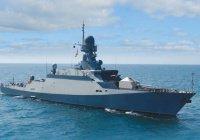 В Зеленодольске заложат малый ракетный корабль «Град»